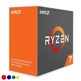 Procesador Amd Ryzen 7 1700 8 Nucleos 16 Procesos Socket Am4