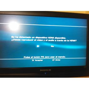 Televisor Lcd Daewood De 32 Hdmi Sin Control