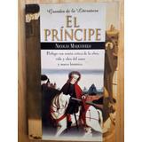 El Príncipe. Nicolás Maquiavelo