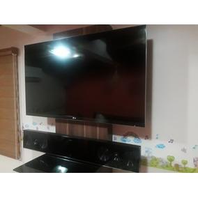 Tv Led 3d Lg Mod Lm7600 47 + Home Theater 3d Sound Bar