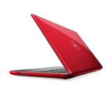 Laptop Dell 15.6 5567 Core I5 Septima 1tb 8gb Ram Rojo