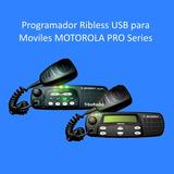 Programador Usb Motorola Pro 3100 5100 7100 C/envio Gratis