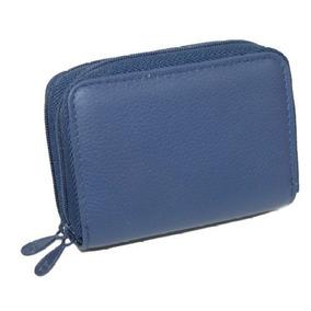Buxton Womens Leather Mini Acordeón Cartera De Asistente...