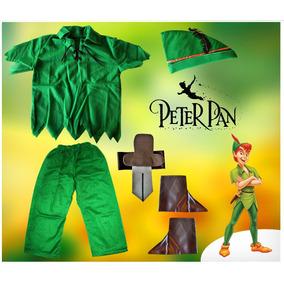 Disfraz Tipo Peter Pan