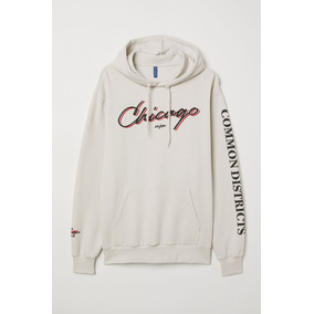 Sudadera Chicago Hoodie Off White Kanye West Supreme Nike