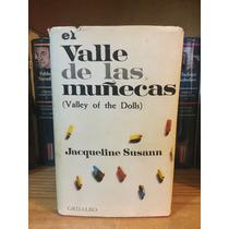El Valle De Las Muñecas Jacqueline Susann Pasta Dura