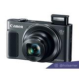 Canon Cámara Powershot Sx620 Hs 20.2mpx 25x - Negro
