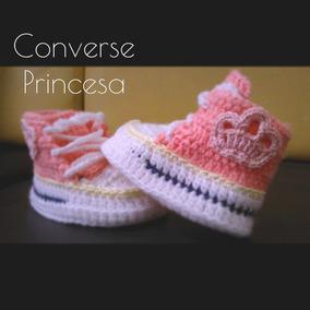 Promoción Escarpines, Zapatos Converse Tejidos Para Bebes