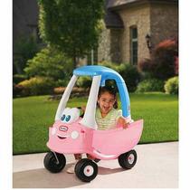 Carro Montable Para Niña Cozy Coupe Little Tikes Rosa