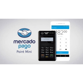Kit 5 Point Mini A Maquininha Do Mercado Pago Frete Gratis
