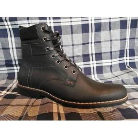 Botines Calzados Talla Negros Pichincha 100 Zapatos Cuero En BYqBxr4vn