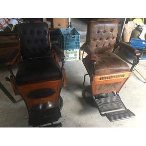 1 Cadeira De Barbeiro Pronta Pra Uso