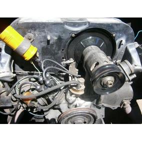 Motor Parcial 1600 A Ar Vw Brasilia Variant Fusca Kombi Gol