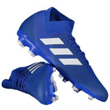 Chuteira Adidas F40 - Futebol no Mercado Livre Brasil 5d6d23154bbab