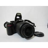 Camara Nikon D3000 ¡envio Gratis!
