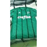 Camisa Palmeiras N° 10 Nome Tony