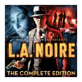 Ps3 La Noire Complete Edition A Pronta Entrega