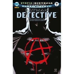 Batman - Detective Comics ( Renascimento ) Nº 16