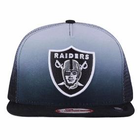 Boné Raiders Novo Strapback Aba Reta Frete Grátis - Bonés para ... 4d73536a876