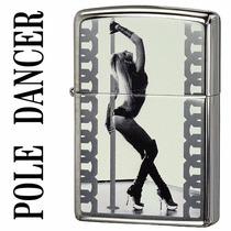 Zippo Pole Dancer Teibolera Bailarina Exotica Tabledance