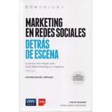 Marketing En Redes Sociales Detras De Escena - Benedetti