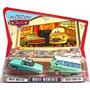 Disney Cars 1 Rusty Rust-eze & Dusty Rust-eze Mattel Mcqueen