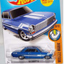 ´63 Chevy Ii Chevrolet 400 Como El Argentino Hot Wheels 2016