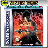 Tekken Advance Gameboy Advance (local-capital)