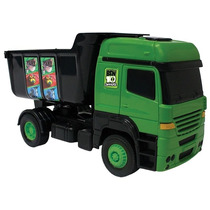 Caminhão Ben 10 Basculante Tork 110 - Oferta