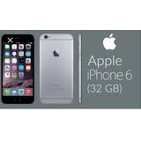 Iphone 6 De 32. Nuevo, Caja Sellada. Garantía