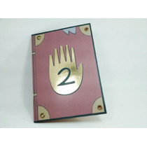 Libro Gravity Falls Diario N° 2 (en Castellano)