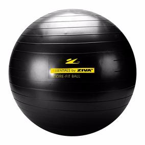 Gym Ball 65cm Ziva Abcb-0065 Pvc Antiexplosion Con Inflador
