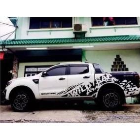 Stickers Vinil Para Ford Ranger Wildtrak Pick Up