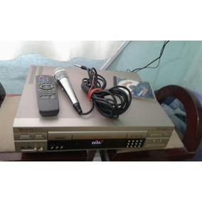 Videoke Profissional Raf Semi Novo Vmp 9000 !!!