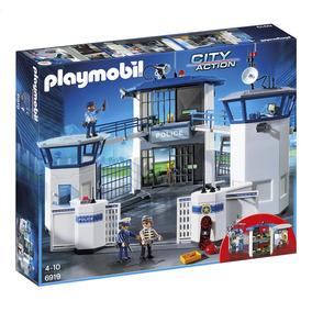 Playmobil City Action Complexo Penitenciário Policial 6919