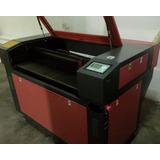 Máquina De Corte Láser Cnc 100w 100x60