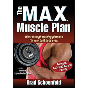 Libro The Max Muscle Plan - Nuevo