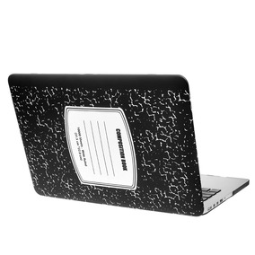 Case Star Composition Note Book Series Pattern Matte -negro