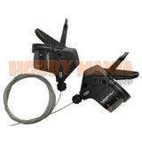 Shifters Shimano Acera Sl-m390 3x9v Visor Cables Original