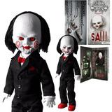 Living Dead Dolls - Saw - Filme Jogos Mortais - Raro - Mezco