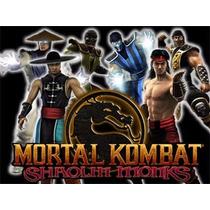 Patche Mortal Kombat Shaolin Monks (jogoplay2)