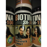 Biotina Sh-100 Colageno,resveratrol & Vitamina E X700 Grmos