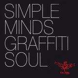 Cd Simple Minds - Graffiti Soul