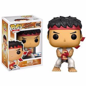Boneco Ryu Special Attack Funko Pop 192 Original Exclusivo