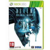 Aliens Colonial Marines Xbox 360 Nuevo Sellado