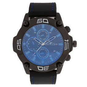 Reloj Hombre Moda Casual Polo Club Rlpc 2501 A Royal London