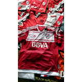 Camiseta River Alternativa Roja , Talle Xl , Nueva ,en Bolsa