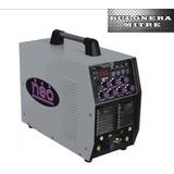 Maquina De Soldar Inverter Tig Ac/dc 250 Amp 220 V Aluminio