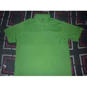 E Chomba Golf adidas Climalite Verde Esmeralda Art 6122