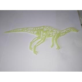 Decoración Hogar Pega Luminosa Resplandor Dinosaurios Figura